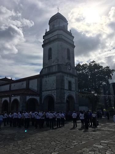 Iglesia de San Martín de Luiña