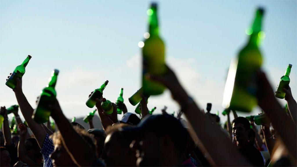 Imagen del Festival de la sidra