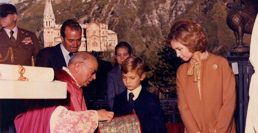Príncipe de Asturias 1977